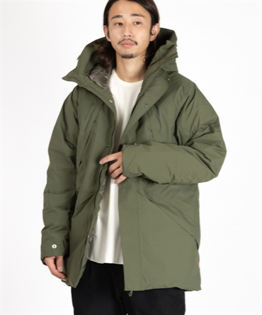 ZUN HS Thermo Hooded Parka 【 MAMMUT / マムート 】■SALE■