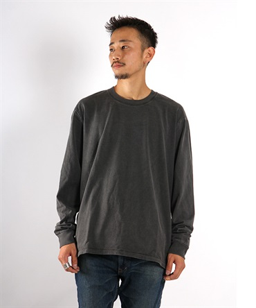 HELICAL LS TEE 【CURLY / カーリー】■SALE■