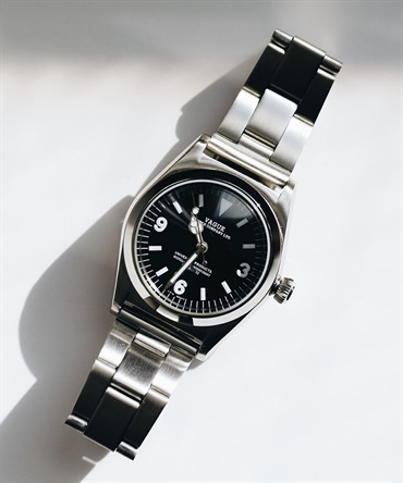 BB EX1 -STAINLESS-(VAGUE WATCH) 【 UNIVERSAL PRODUCTS. / ユニバーサル プロダクツ 】