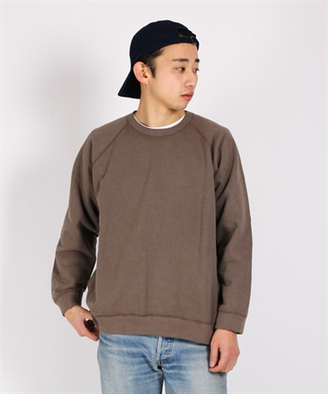 FROSTED CREW SWEAT フローステッドクルースウェット【CURLY / カーリー】■SALE■