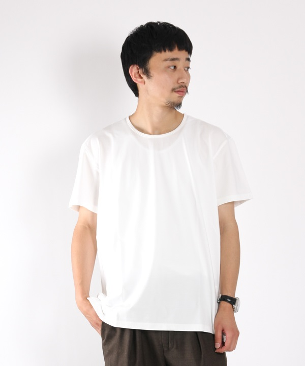 CCR SS CN TEE【CURLY / カーリー】■SALE■