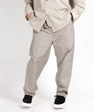 COTTON EASY SLACKS 【 I / アイ 】