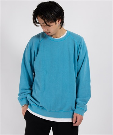 FROSTED CREW SWEAT フロステッド クルー スウェット 【 CURLY / カーリー 】