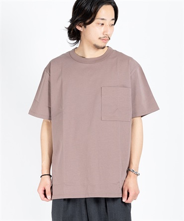 AZTEC S/S POCKET TEE 【 CURLY / カーリー 】■SALE■