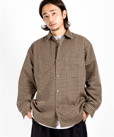 "FINSBURY RC SHIRTS""Check"" 【 CURLY / カーリー 】"