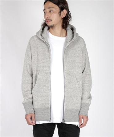 RAFFY ZIP PARKA 【 CURLY / カーリー 】