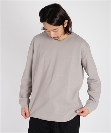 CLOUDY LS CN TEE 【 CURLY / カーリー 】