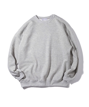 YAAH ECO T/C CREW NECK SWEAT 【 UNIVERSAL PRODUCTS. / ユニバーサル プロダクツ 】