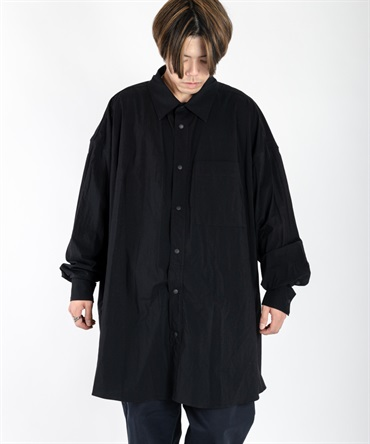 LIGHTWEIGHT OVER SHIRT 【 I / アイ 】