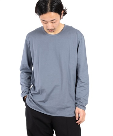 SDH L/S CN TEE 【 CURLY / カーリー 】