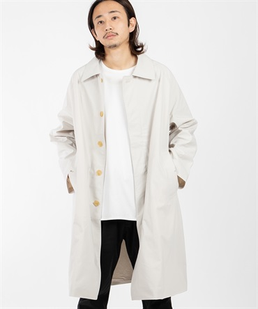 ARDWICK COAT Plain 【 CURLY / カーリー 】