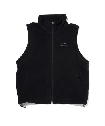 UP+N FLEECE VEST 【 UNIVERSAL PRODUCTS. / ユニバーサル プロダクツ 】