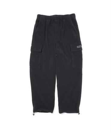 UP+N FLEECE CARGO PANTS 【 UNIVERSAL PRODUCTS. / ユニバーサル プロダクツ 】
