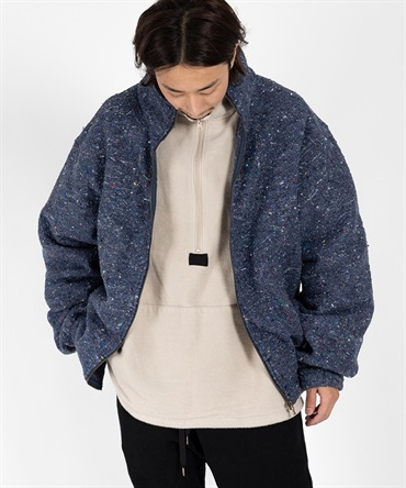 RECYCLE FABRIC JACKET 【 NAISSANCE / ネサーンス 】■SALE■