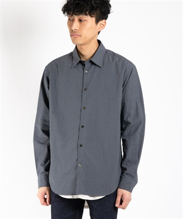 C/LI TYPEWRITER CLOTH RESILIENT HARD FINISH SHIRTS シャツ 【 MAIN ATTRACTION / メインアトラクション 】■SALE■