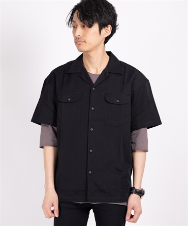 SUPIMA COTTON 120/2 SATIN SHIRTS シャツ 【 MAIN ATTRACTION / メインアトラクション 】■SALE■