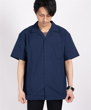 C/R DOBBY SILKY FINISH SHIRTS シャツ 【 MAIN ATTRACTION / メインアトラクション 】■SALE■