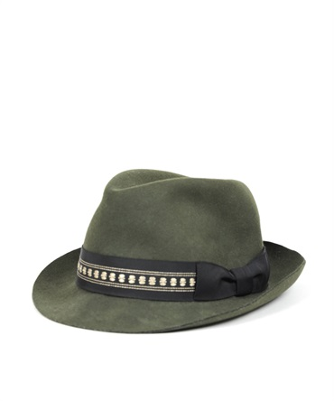 WOOL HAT【 Lounge Lizard / ラウンジリザード 】■SALE■