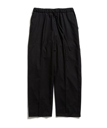 PAJAMA PANTS - SUPER 120's WOOL TROPICAL 【 MARKAWARE / マーカウェア 】