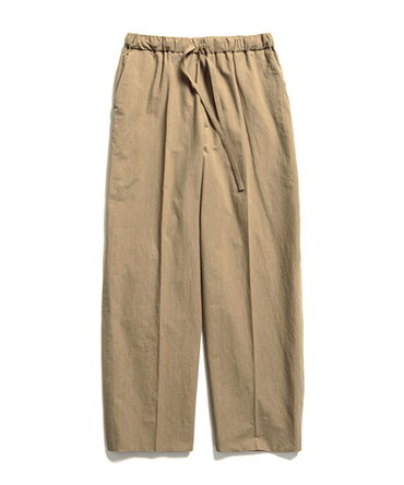 PAJAMA PANTS - ORGANIC COTTON x PAPER WEATHER 【 MARKAWARE / マーカウェア 】