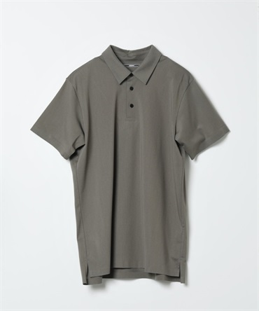 TA/CO/PE トリコット S/S ポロ - TA/CO MIX WARP KNITTING S/S POLO 【 ATTACHMENT / アタッチメント 】