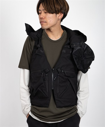 TACTICAL CARGO VEST 【 CIVILIZED / シヴィライズド 】