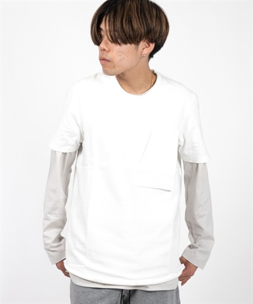 Military Cargo Pocket T-Shirts 【 CIVILIZED / シヴィライズド 】