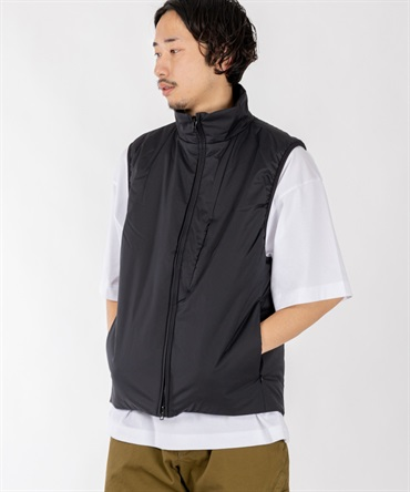 VELOCITY INSULATION VEST 【 CIVILIZED / シヴィライズド 】