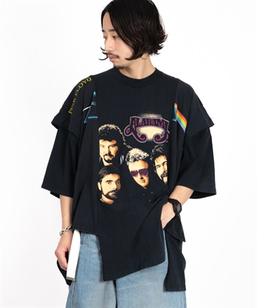 WIDE REMAKE TEE 【 DISCOVERED / ディスカバード 】