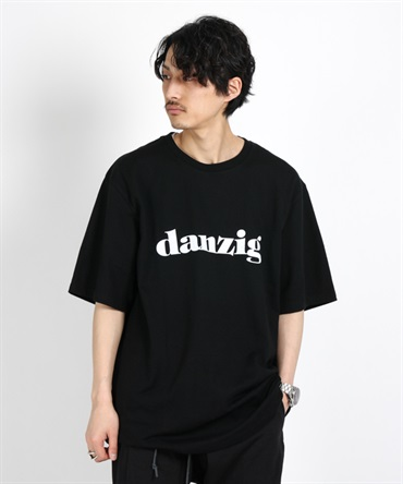 """danzig"" Tee shirt【DISCOVERED/ディスカバード】"