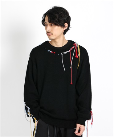 I stitch knit【DISCOVERED/ディスカバード】