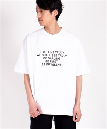 Philosophy T-shirt 【 DISCOVERED / ディスカバード 】