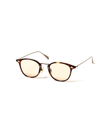 WELLINGTON FRAME GLASSES by KANEKO OPTICAL 【 hobo / ホーボー 】