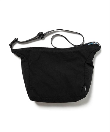 NYLON TUSSAH SHOULDER POUCH 【 hobo / ホーボー 】