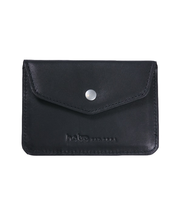 Cow Leather Card Case(ブラック-F)