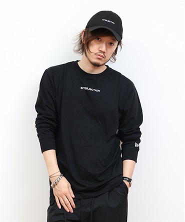 "【MBコラボ】 x MB L/S Tee ""interjection"" 【KAZUYUKI KUMAGAI / カズユキクマガイ】■SALE■"