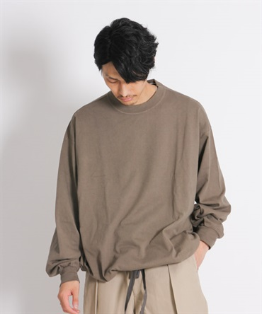 CREW NECK - 26/2BD TOP天竺【marka / マーカ】