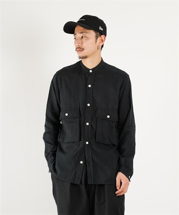 Game Shirt【Mountain Research / マウンテンリサーチ】
