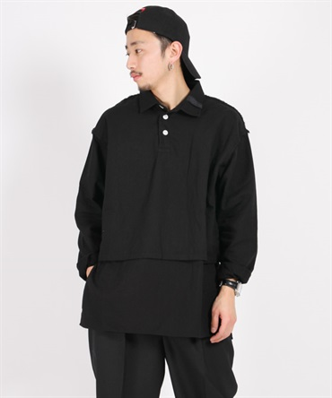 MUSLIN SHIRT【Mountain Research / マウンテンリサーチ】