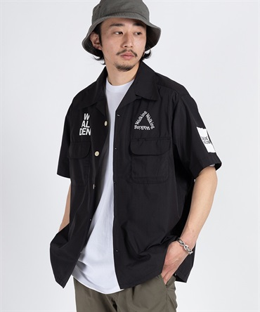 Open Collar S/S 【 Mountain Research / マウンテンリサーチ 】■SALE■