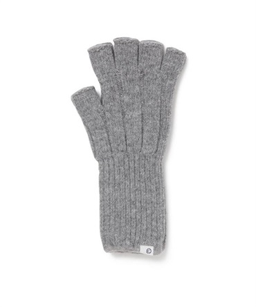 DWELLER CUT OFF GLOVES W/N/CA YARN【nonnative / ノンネイティブ】
