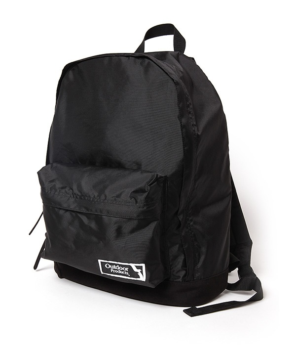 DWELLER BACKPACK NYLON OXFORD with ULTRASUEDER【nonnative / ノンネイティブ】(ブラック-F)