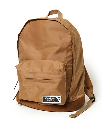 DWELLER BACKPACK NYLON OXFORD with ULTRASUEDER【nonnative / ノンネイティブ】