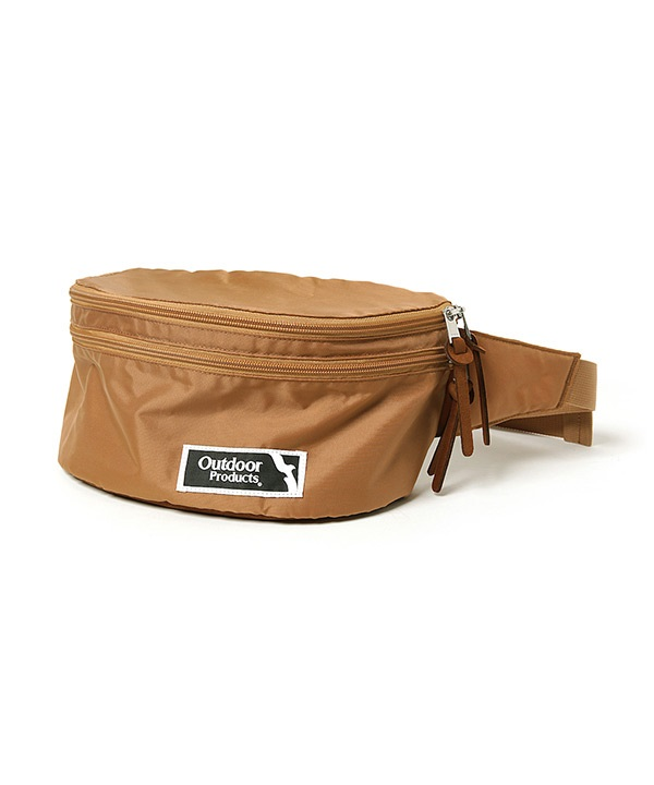 DWELLER WAIST BAG NYLON OXFORD with ULTRASUEDER【nonnative / ノンネイティブ】