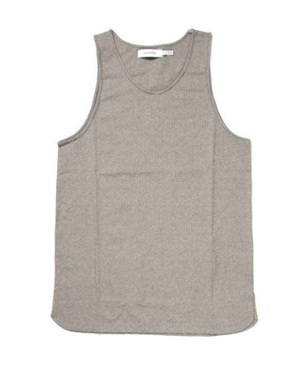 DWELLER TANK TOP C/P MESH【nonnative / ノンネイティブ】■SALE■(ベージュ-1)