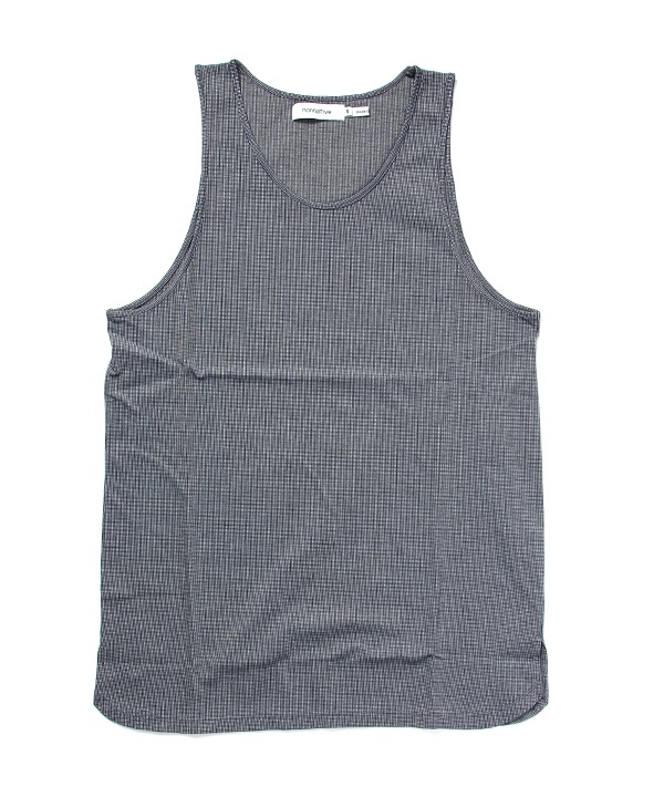 DWELLER TANK TOP C/P MESH【nonnative / ノンネイティブ】■SALE■(ネイビー-1)