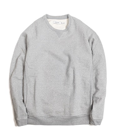 DWELLER CREW PULLOVER COTTON SWEAT 【 nonnative / ノンネイティブ 】