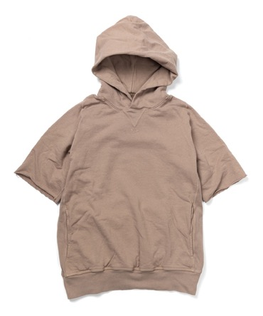 DWELLER HOODY S/S COTTON SWEAT OVERDYED 【 nonnative / ノンネイティブ 】