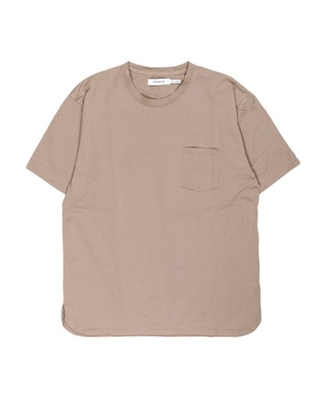 DWELLER S/S TEE COTTON JERSEY 【 nonnative / ノンネイティブ 】