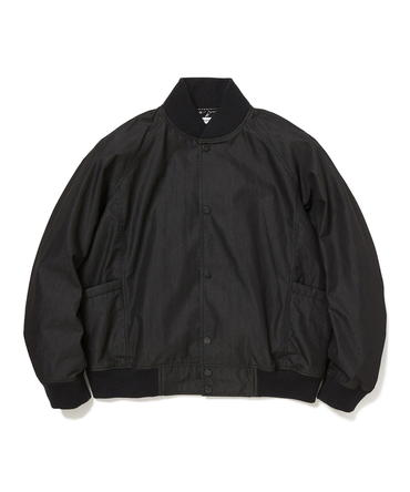 EDUCATOR BLOUSON C/N TUSSAH WITH GORE-TEX INFINIUM™ 【 nonnative / ノンネイティブ 】